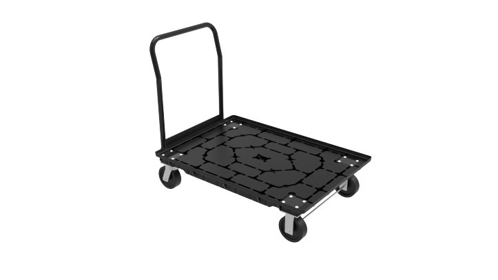 30 x 41 Fusion Delivery Cart