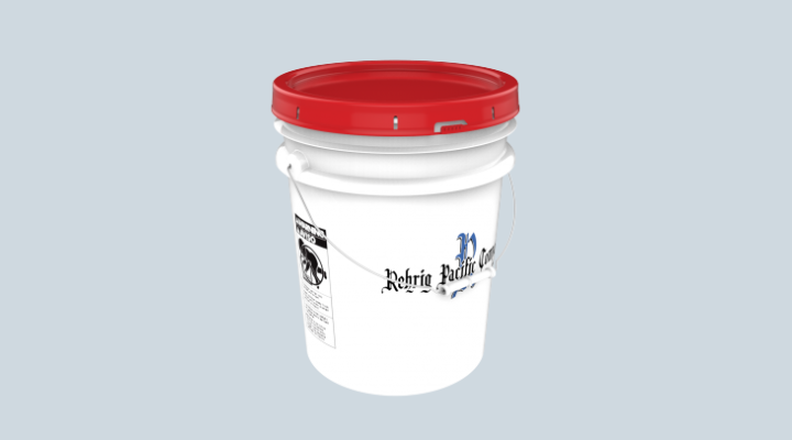 5 Gallon Pail UN Solid