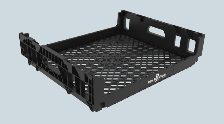 HBB-ML-23 Multi-Level Bread Tray