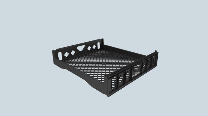 HBBC-26-L Bread Tray
