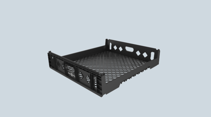 HBBR-26-S Standard Bread Tray