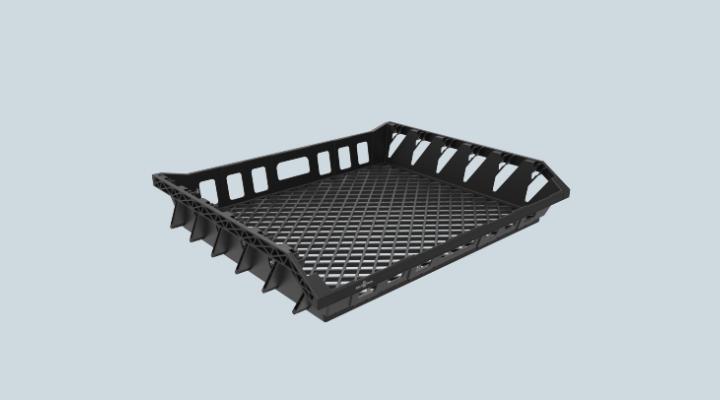 MLBT-6 Multi-Level Bun Tray