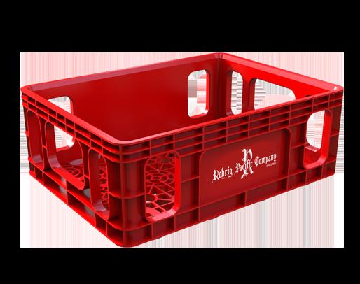 1L Half Depth Crate
