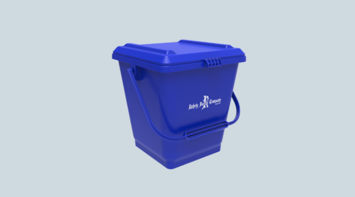 2 Gallon Food Waste Container