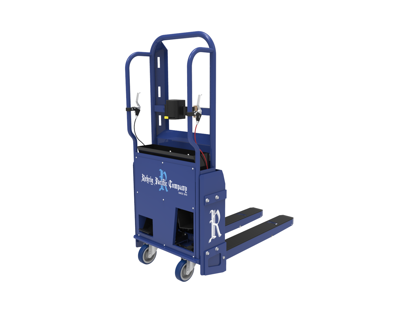 Fusion Half Pallet Delivery Sled